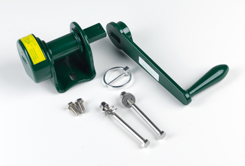Deluxe Replacement Reel (BlackGreen)