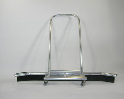 Rain Shuttle (Aluminum)